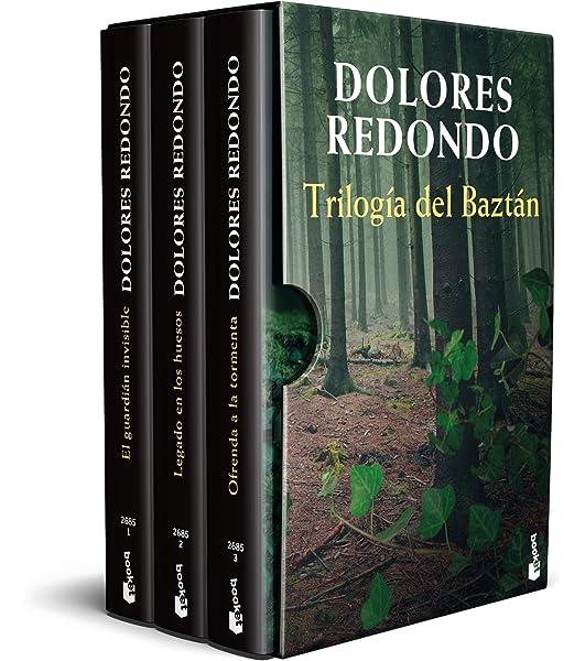 Trilogía del Baztán (Crimen y Misterio): Amazon.es: Redondo, Dolores: Libros