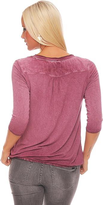 Key Largo T-shirt Femmes DLS Amira