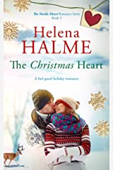 The Christmas Heart: A feel-good holiday romance (The Nordic Heart Series Book 5) Kindle Edition