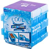 OICEPACK Ice Pack for Coolers, Freezer Ice Pack for Food and Fruit Storage,Reusable
