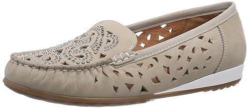 ara Newport - mocasines de cuero mujer: Amazon.es: Zapatos y complementos
