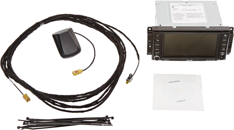 Jeep Genuine Accessories 5064829AG Media Center 430N Radio