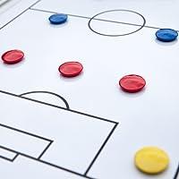 "Football Tactics/Coaching Board 18"" x 12"" [45cm x 30cm] - [Net World Sports]"