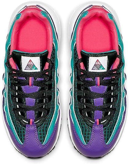 Nike Air Max 95 Now Kids Big Kids Bq7219-300 Size 12.5