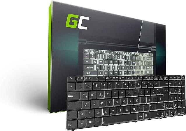Green Cell® - Teclado para Asus K52 K52J X53S K52F X54H A52 ...
