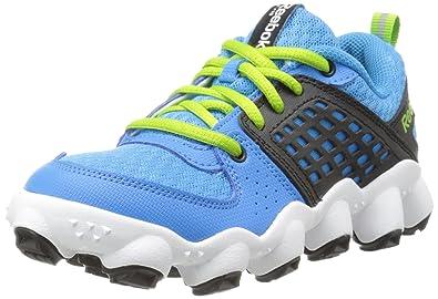 Reebok ATV19 Ultimate II PS Running Shoe (Little Kid),Energy Blue/Black