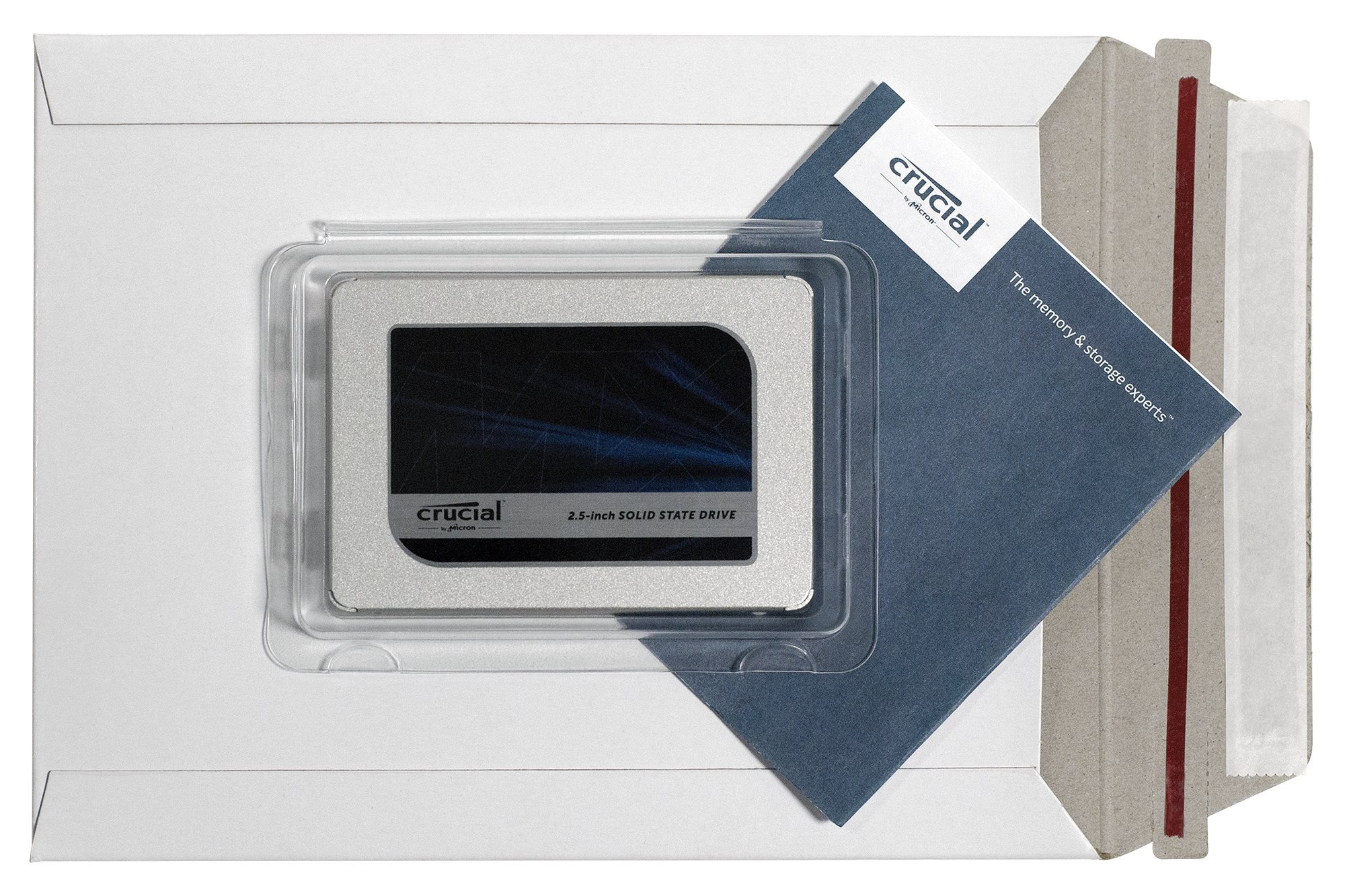 Crucial MX500 250GB 3D NAND SATA 2.5 Inch Internal SSD - CT250MX500SSD1(Z) by Crucial (Image #4)