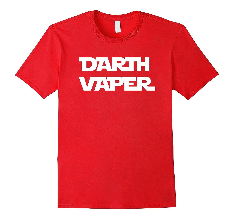 Darth Vaper Vape Vaping Vapor Funny T Shirt-TH