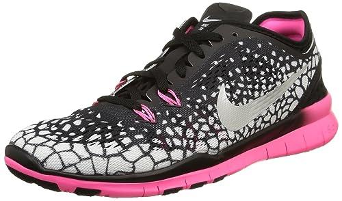 Nike Tr Fit 5.0 Pink Schwarz Fitness Schuhe Nike Free 39