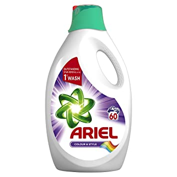 Ariel Colour And Style Washing Liquid 3 L