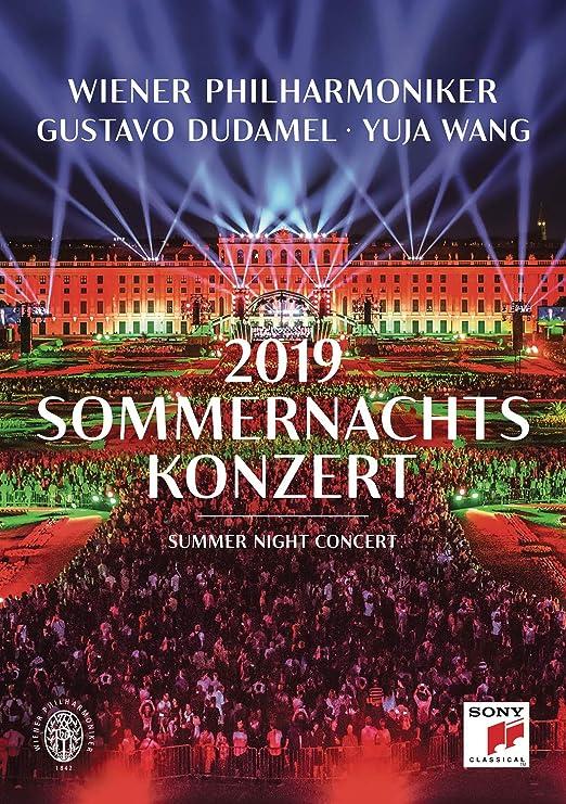 Gustavo Dudamel & Wiener Philharmoniker – Sommernachtskonzert 2019