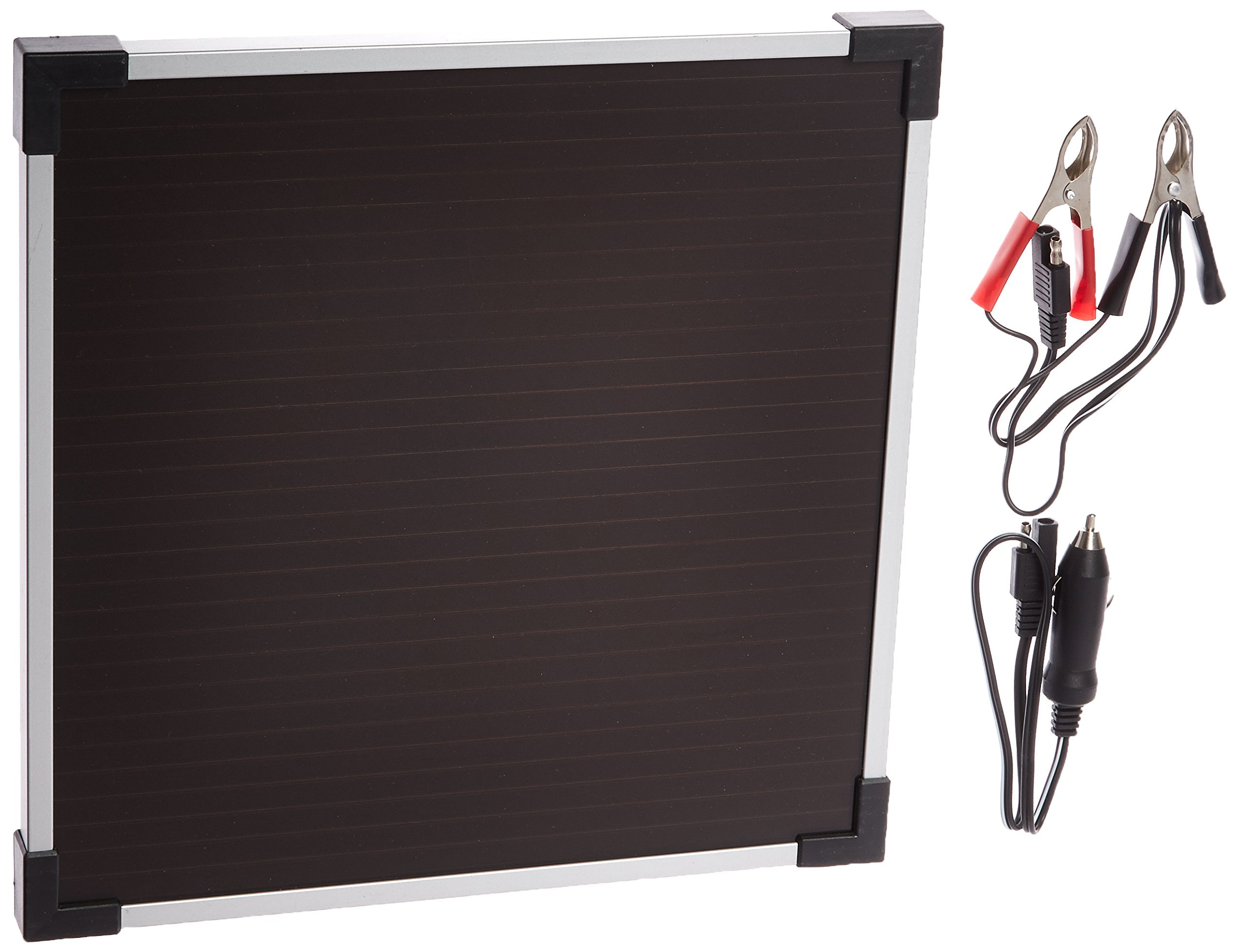 Koolatron 402388 12V 6W Solar Trickle Charger