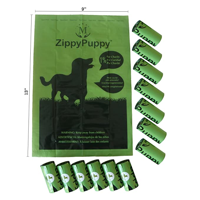 Amazon.com : 240 Dog Poop Bags (Large and Leak-Proof) plus ...