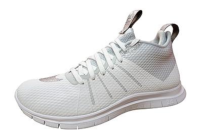 Nike 805890-101, Zapatillas de Baloncesto para Hombre, Varios Colores (White/Metallic Silver-Pure Platinum), 40 EU