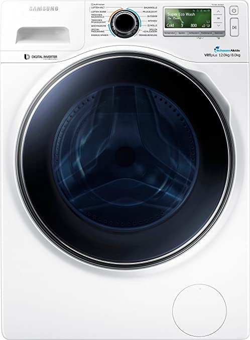 Samsung WD12J8400GW/EG: Amazon.es: Electrónica