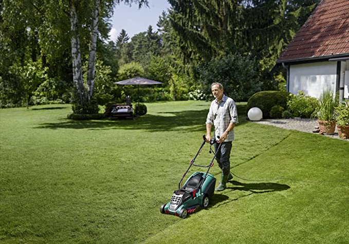 Bosch Home and Garden 0.600.8A4.300 Bosch Cortacésped ROTAK 43 ...