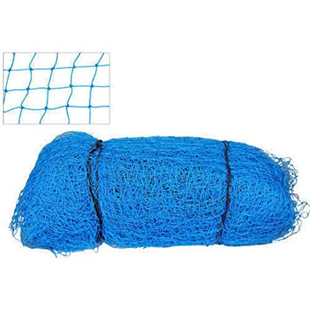 AMZ Pigeon Net for Balcony (Protection net) (Pigeon)(Monkey) Blue (10FTx15FT)