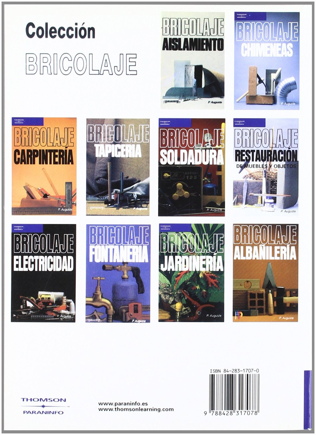 Bricolaje - Pintura (Spanish Edition): P. Auguste: 9788428317078: Amazon.com: Books