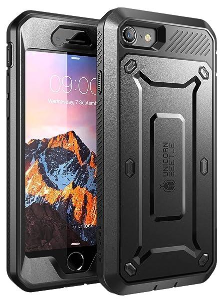 wholesale dealer b94ef 736f0 iPhone 8 Case, SUPCASE Full-body Rugged Holster Case: Amazon.co.uk ...