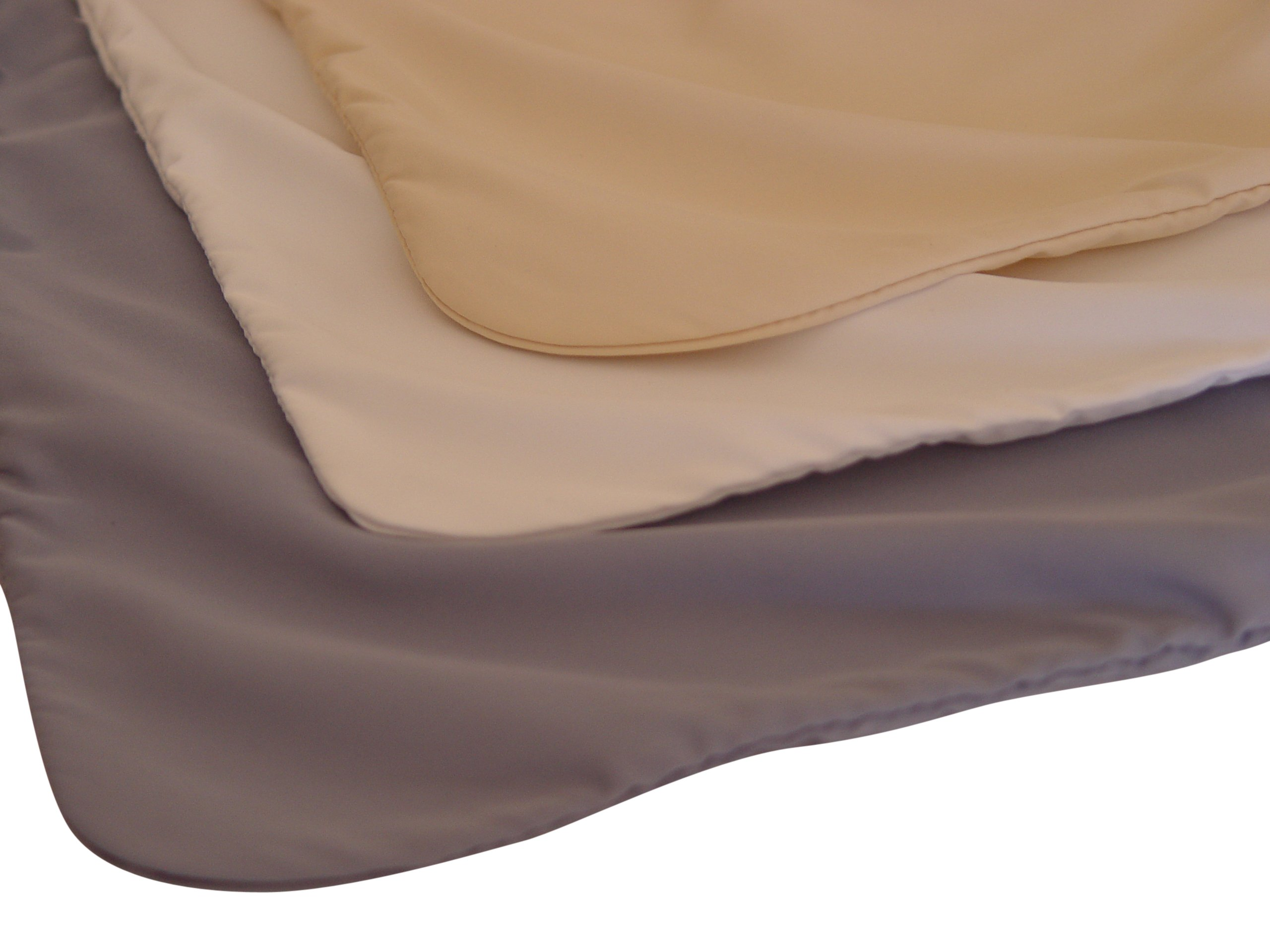 """Dust Mite- and Allergen-Proof Lightweight Comforter; """"Premium Microfiber"""" (King; White) by Mission: Allergy (Image #1)"""