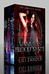The Vampires' Blood Mate: A Paranormal Reverse Harem Romance Kindle Edition