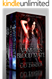 The Vampires' Blood Mate: A Paranormal Reverse Harem Romance