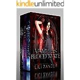 The Vampires' Blood Mate: A Paranormal Reverse Harem Romance