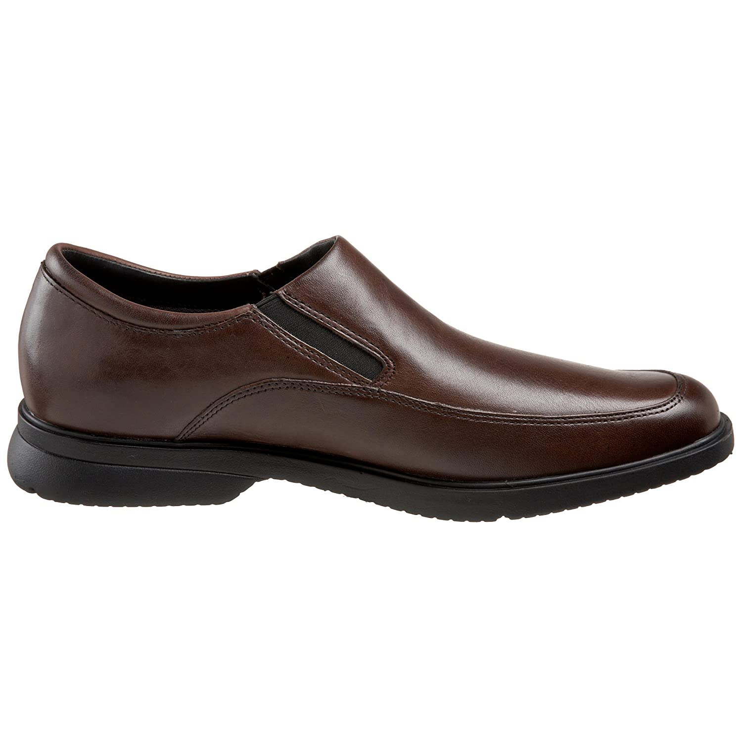 Amazon.com | Rockport Men's Aderner Mov Toe Slip On- Brown-7 M | Loafers &  Slip-Ons