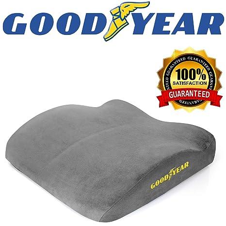 Amazon.com: Goodyear GY1010 - Cojín para asiento de coche ...
