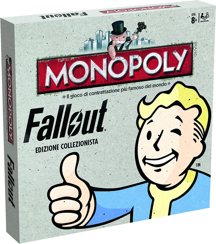 Winning Moves Monopoly-Fallout, 000659: Amazon.es: Juguetes y juegos