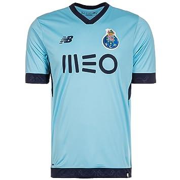 NEW BALANCE FC Porto Camiseta 3rd 2017/2018 Hombre, azul, azul marino