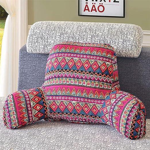 Cojín de soporte lumbar para sofá Con asa de transporte para ...