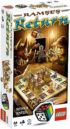 LEGO Juegos 3855 - El retorno de Ramsés [versión en inglés]: Amazon.es: Juguetes y juegos