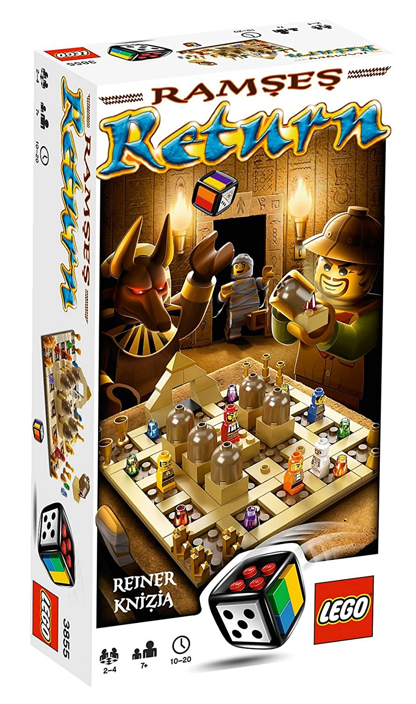 LEGO Spiele Spiele Spiele 3855 - Ramses Return ba60d3