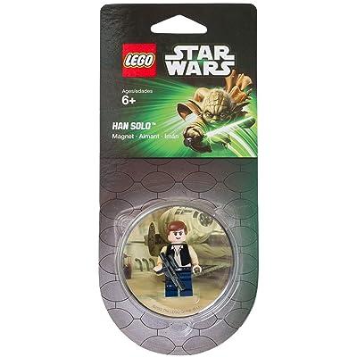 LEGO Exclusive Star WarsTM Hans SoloTM Magnet: Toys & Games