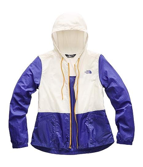 c13b86982 Amazon.com: The North Face Women's Blue Rapids Full-Zip Hoodie: Clothing
