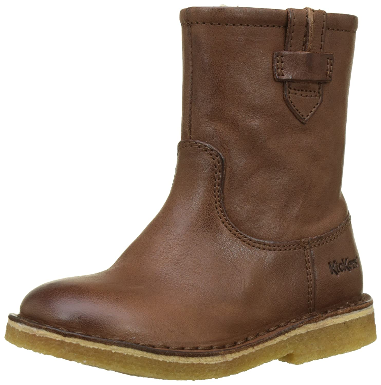 Kickers Cressona, (Marron Botines Fille 31 EU|Marron (Marron Cressona, 9) 55a489
