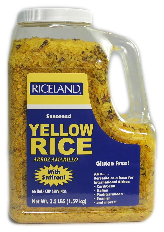 Riceland 3.5 lb Jug Seasoned Yellow Rice