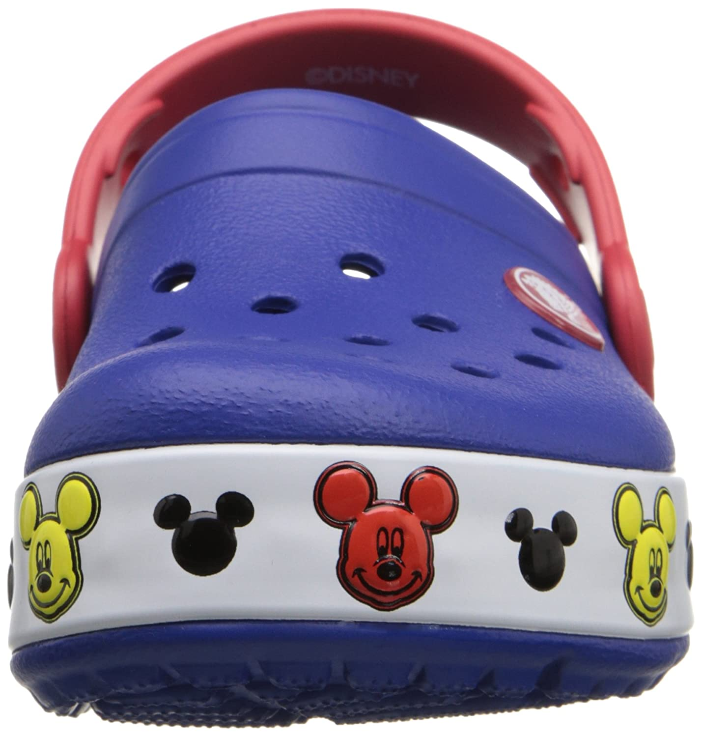 K Crocs Kids Light-Up Mickey Mouse Clog CrocsLights Mickey Clog K