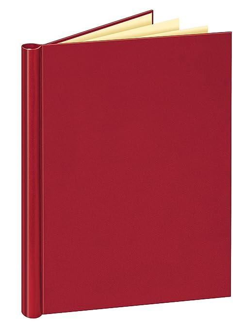 4 opinioni per Veloflex 4944 220- Raccoglitore con clip, formato A4, con rilegatura in tela,