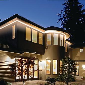 Extrem Eurosell - IP54 Innen/Außen LED Stripe Streifen + Netzteil Set - 5 UL87