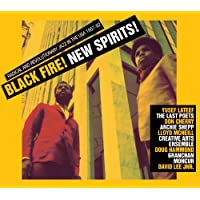 Black Fire!New Spirits!:Radical And Revolutionary Jazz In The USA 1957-82 (2CD)