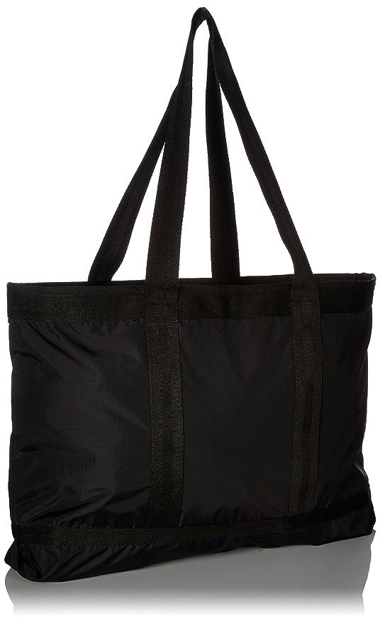 b4e376434 Amazon.com: LeSportsac Classic Travel Tote, Black: Clothing
