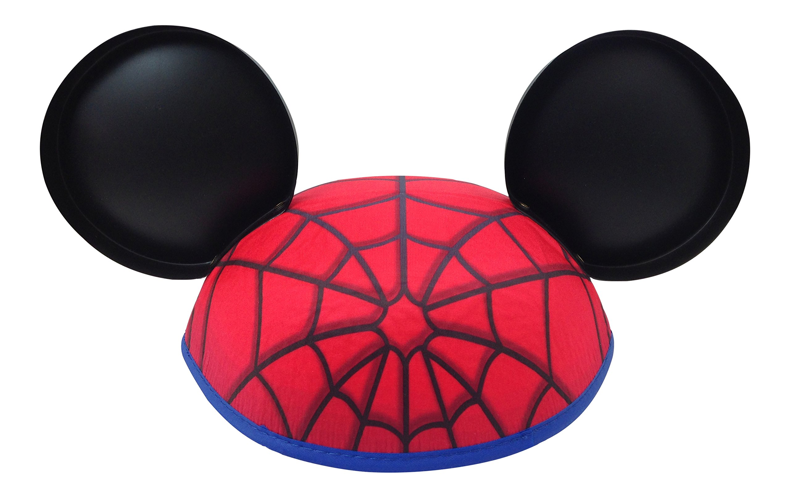 Disney Park Marvel Spiderman Mickey Mouse Ears Hat by Disney (Image #2)