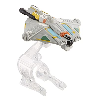 Hot Wheels Star Wars Starship Rebels Ghost Vehicle: Toys & Games