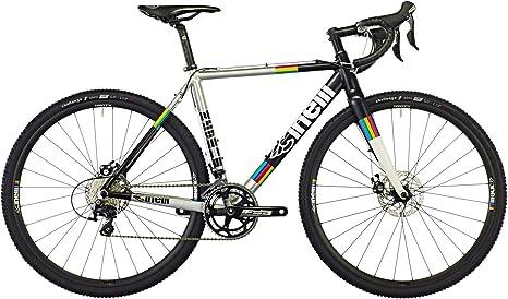 Cinelli Zydeco - Bicicletas ciclocross - negro/Plateado Tamaño del cuadro 51 cm 2016: Amazon.es: Deportes y aire libre