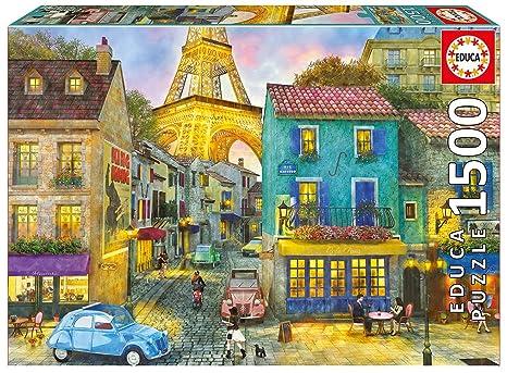 In Paris 1500 Piece Puzzle Sonstige