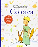 El Principito. Libro De Colorear