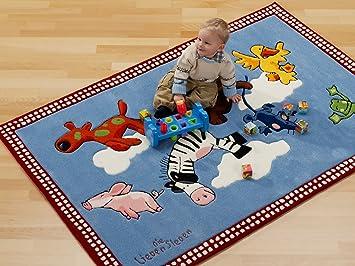 Kinderteppich die lieben sieben  Kinder Teppich Die Lieben Sieben Wolken - Die Lieben Sieben ...