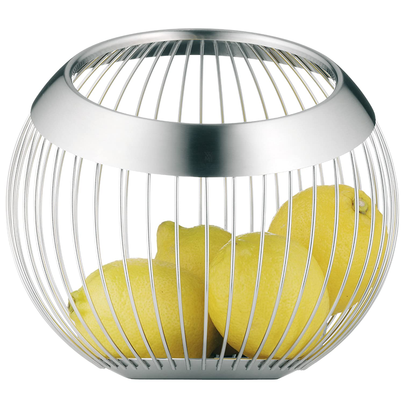 WMF Living Lounge Basket, Fruit Bowl/Decorative Basket: Amazon.co.uk ...